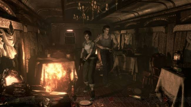 Quel est le prochain Resident Evil à se faire HDiser ?