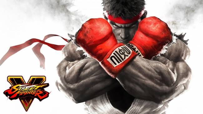 street fighter 5 logo