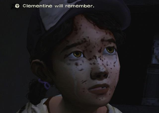 telltale clementine will remember