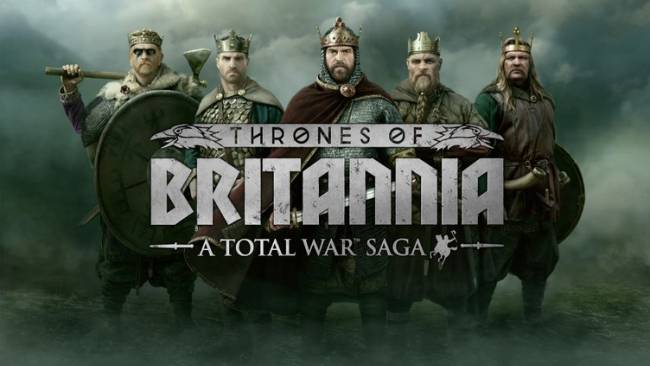 total war thrones of brittania