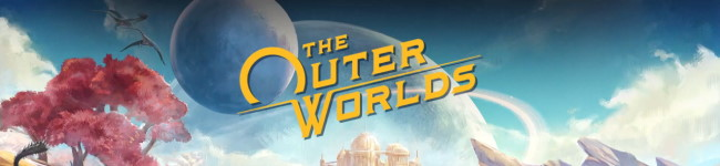 "Live Twitch "" The Outer Worlds"