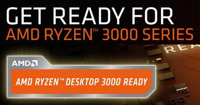 amd desktop ryzen 3000 ready