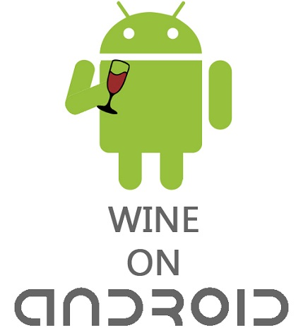 android wine logo