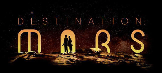 destination mars logo