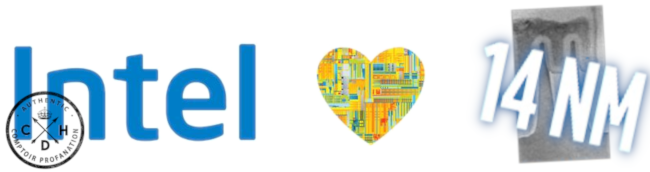 intel love 14nm cdh