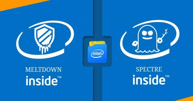 intel meltdown spectre inside