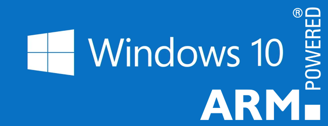 windows 10 arm logo