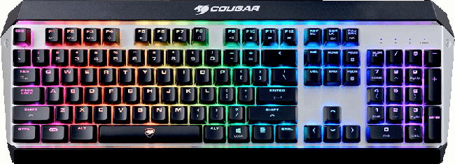 cougar attack x3 rgb