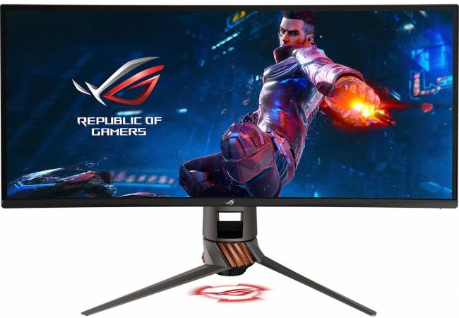 asus rog swift pg349q avant