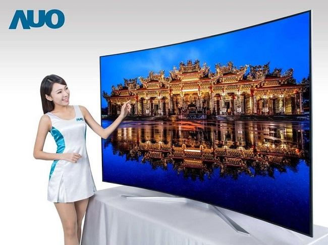auo 8k tv display