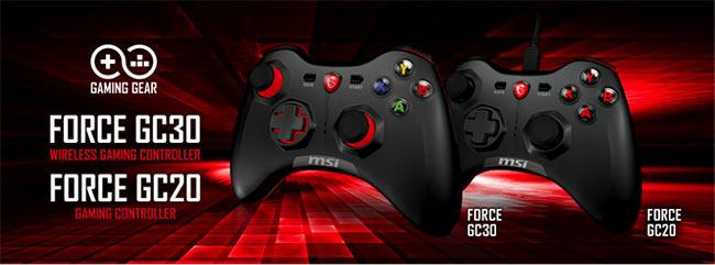 msi force gc20 gc30