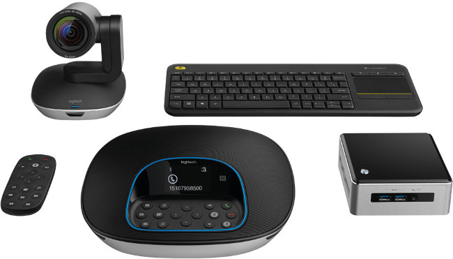 logitech conference cam kit