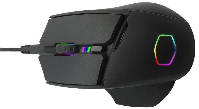 coolermaster mastermouse mm830