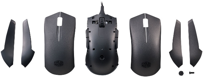 coolermaster mastermouse pro l