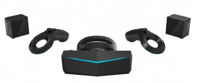 pimax 8k vr headset set