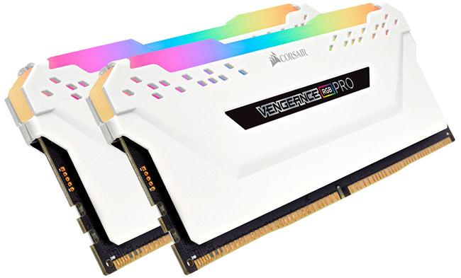 corsair ddr4 factice rgb
