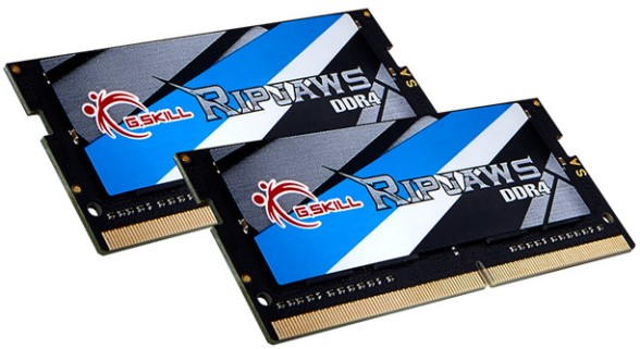 g skill ripjaws ddr4 3000 so dimm