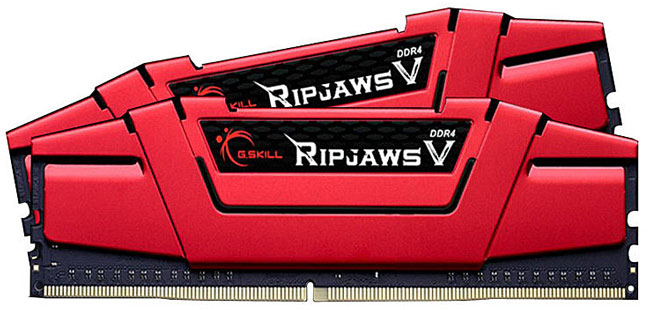gskill ripjaws v rouge