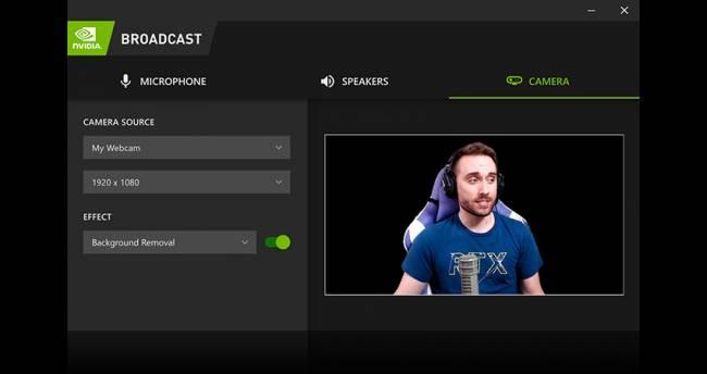 Le NVIDIA Broadcast se met à jour, avec plein de nouveautés dans le sac