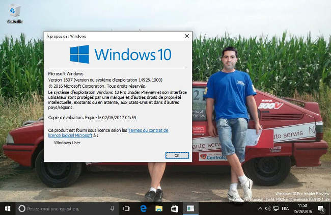 windows10 14926