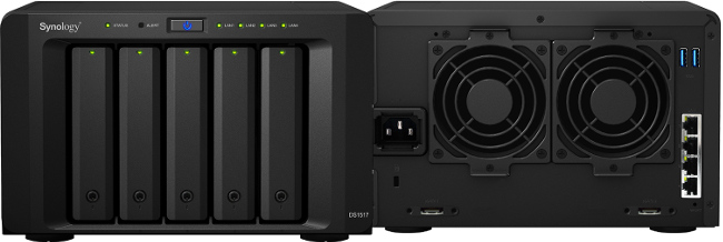 synology ds1517 2
