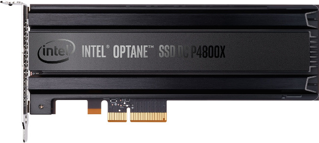 intel optane dc p4800x copie