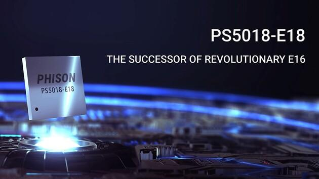 phison ps5018 e18 intro
