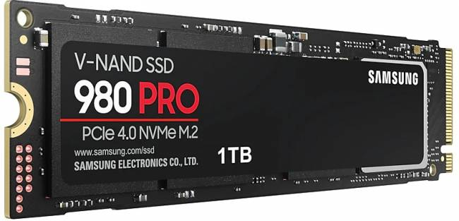 samsung 980 pro 1to nvme m2