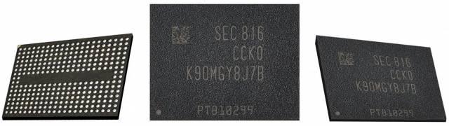 Samsung présente sa nouvelle V-NAND V7, mais parle aussi d'un futur fait d'au moins 1000 couches