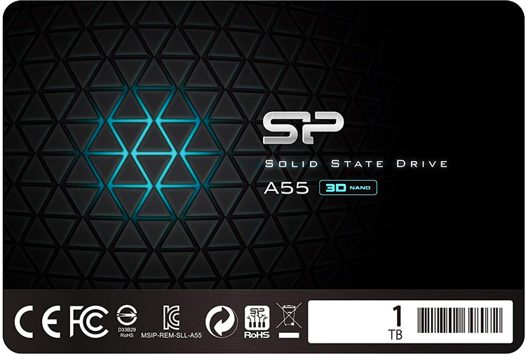 silicon power a55