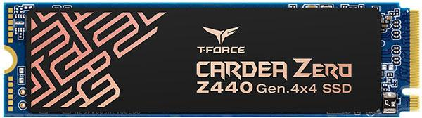 team group t force cardea zero z440 pcie4