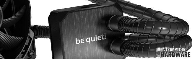 test be quiet silent loop 120 240 le comptoir du. Black Bedroom Furniture Sets. Home Design Ideas
