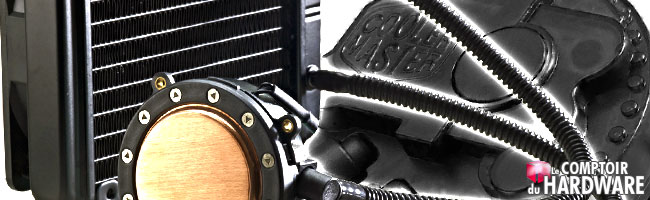 test : cooler master seidon 120