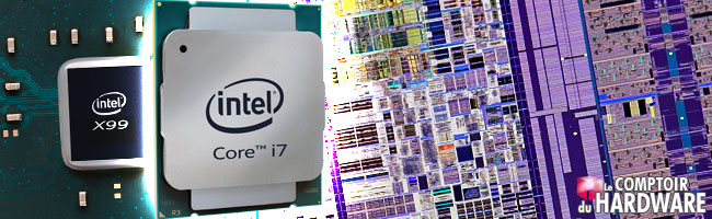 test : haswell-e et x99