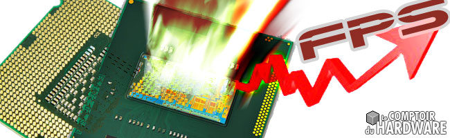 Overclocker son CPU sandy bridge pour jouer ?