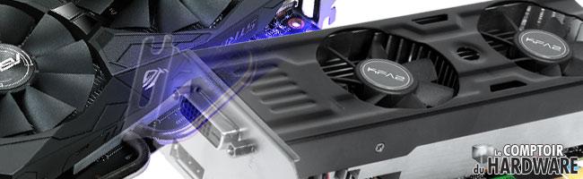Test • GeFORCE GTX 1050 vs RADEON RX 560 - Le comptoir du
