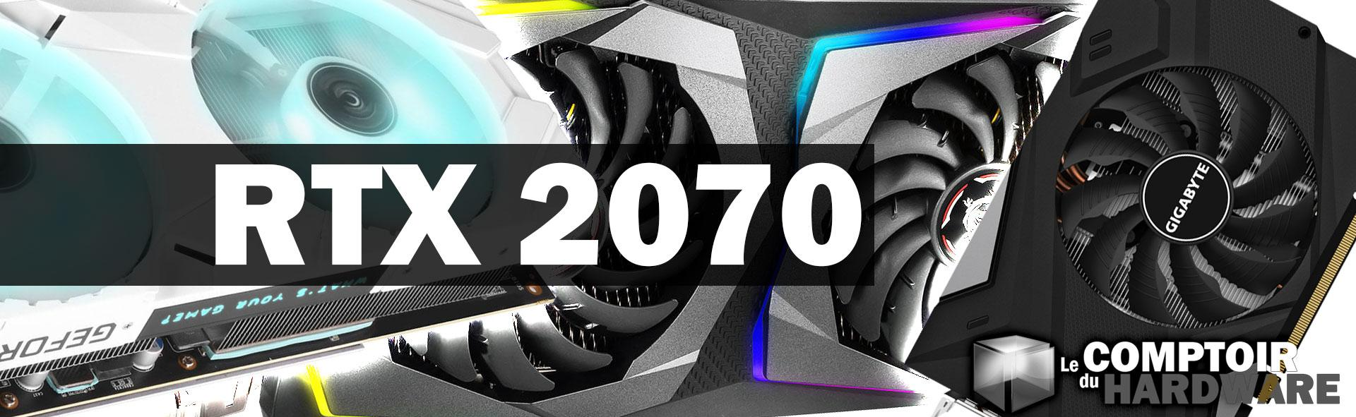 all rtx 2070 on the french market