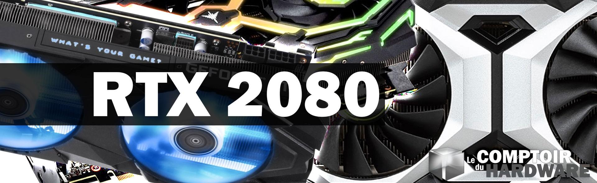all rtx 2080 on the french market