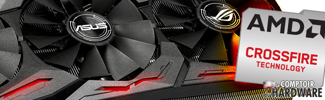 review crossfire AMD rx 480