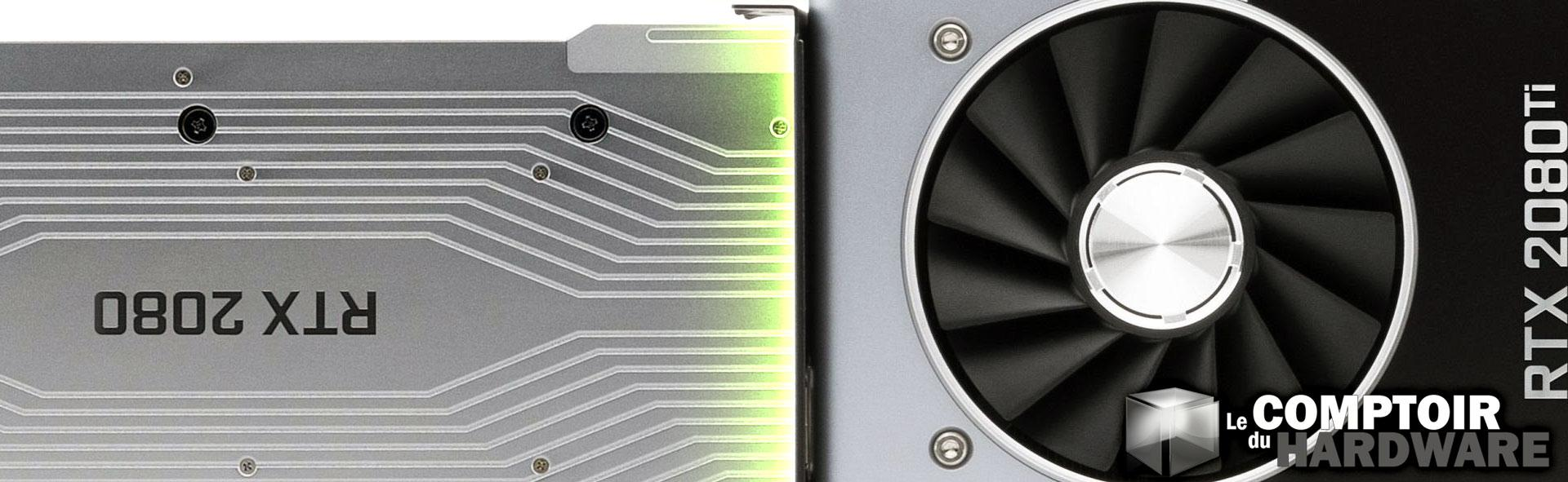 review RTX 2080 / RTX 2080 ti