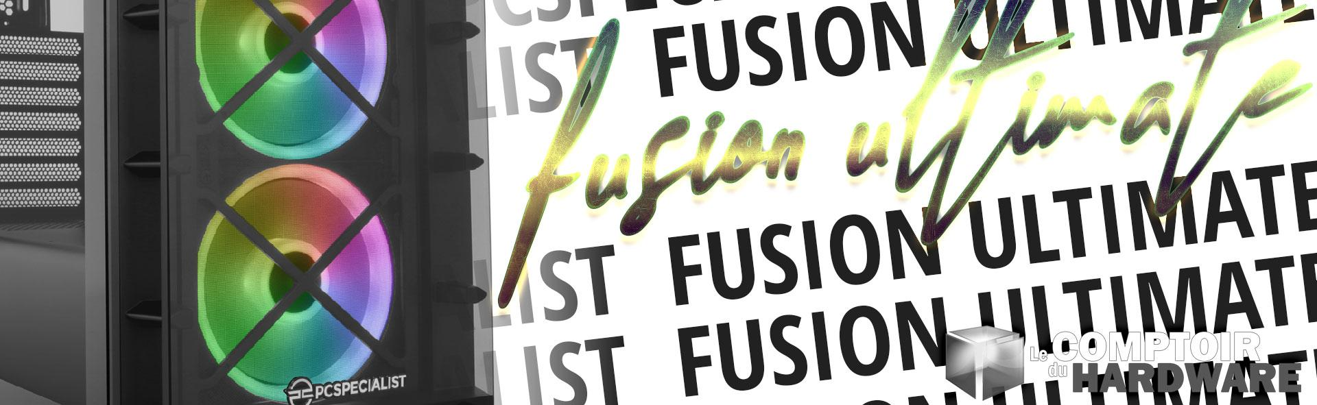 review pc specialist fusion utlimate