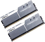 g-skill trident z blanches