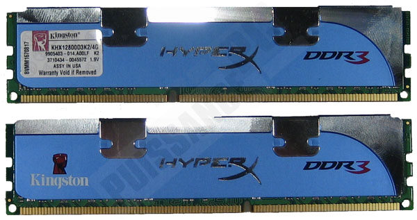 comparo ddr3 puissance-pc stick kingston