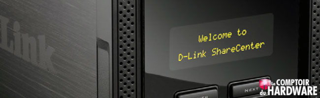 test D-Link ShareCenter DNS-345 Quattro